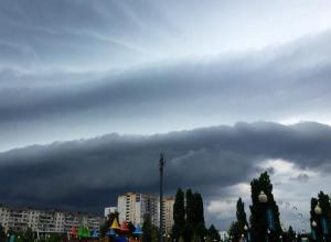 Мощь и величие природы наглядно показали на фото в Воронеже