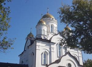 Священнослужитель задержал грабителя храма в центре Воронежа