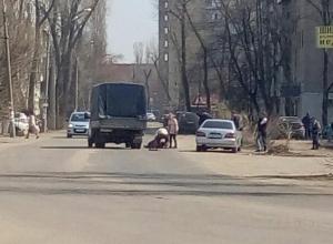 Сбитый в Воронеже мальчик оказался дедушкой