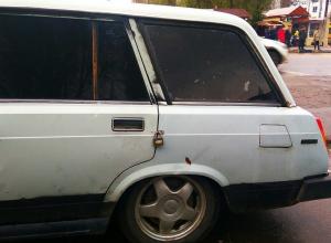 Лучшую противоугонную систему автомобиля сфотографировали в Воронеже