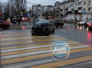 Стали известны подробности ДТП с четырьмя пострадавшими в Воронеже