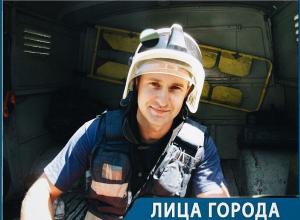 «За время работы я впервые видел, как человек в сознании держит в руках свои мозги», - спасатель ГО ЧС Воронежа