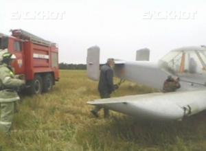 Специалисты назвали причину падения самолета в Воронежской области
