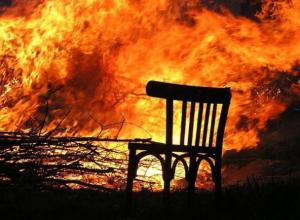 Тело 64-летнего мужчины нашли в сгоревшем доме в Воронеже