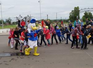 Фонд УГМК «Дети России» устроил в Воронежской области масштабный праздник