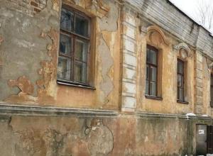 Разрушение самого старого жилого дома Воронежа взволновало горожан