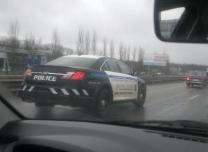 Полицейский автомобиль из Америки на улицах Воронежа вызвал бурю эмоций в Сети