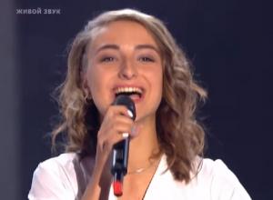 Еврейская песня вывела воронежскую певицу на шоу «Голос»