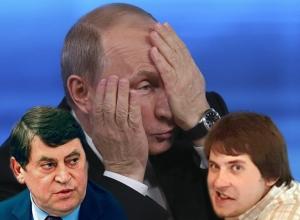 Владимиру Путину пожаловались на сына-бизнесмена воронежского вице-губернатора