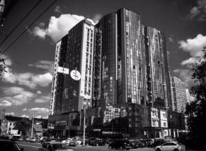 Могущественные небоскребы Воронежа взволновали пользователей Сети