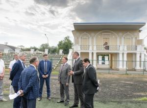 На очередной этап реконструкции стадиона «Чайка» воронежские власти выделят 21,5 млн рублей