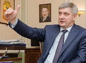 Воронежский губернатор признался в покорении высоты Килиманджаро