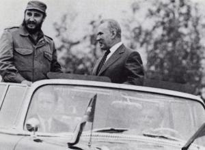 Визит Фиделя Кастро в Воронеж: как это было