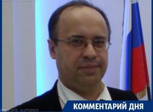 «Воронежские депутаты превратились из слуг народа просто  в – слуг»