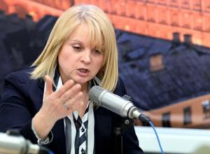 Глава ЦИК Элла Памфилова упрекнула воронежского губернатора в нерешительности
