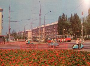 Ленинский проспект Воронежа Советской эпохи сравнили с Италией