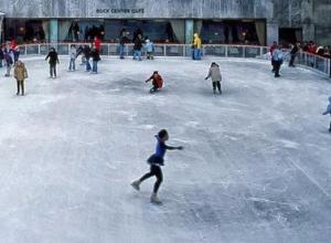 В Воронеже устроят вечеринку на льду