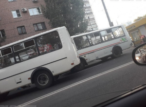 Воронежские маршрутки ожидают масштабные проверки