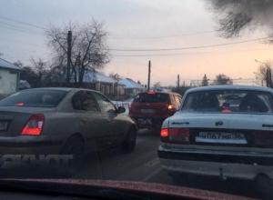 Ситуацию усугубляет отсутствие нормального общественного транспорта, – воронежский эксперт о «снежных» пробках