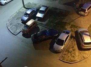 Владелец Maserati парковкой унизил водителей-нищебродов в Воронеже