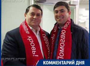 Вес Гордеева в Воронеже уменьшается с уходом Макина-Увайдова