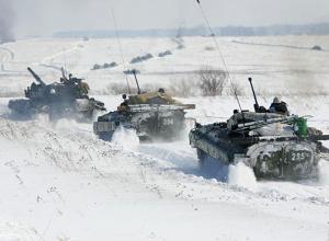 В 2017 году танкисты и мотострелки Воронежской области начали первые учения