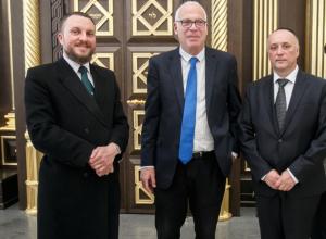 На конференции в Воронеже израильский министр ввел эмбарго против Турции