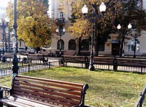 Пострадавшему от «архбандитизма» скверу Воронежа грозит сомнительное благоустройство за 779 тысяч рублей