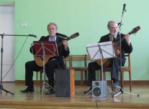 Воронежцев приглашают на бесплатный концерт гитарной музыки