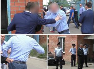 Как правоохранительные органы отреагировали на захват Левобережных очистных сооружений сотрудниками «ЭкоЛайнера»