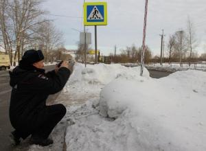 У пешеходных переходов в Воронеже пройдет рейд ГИБДД