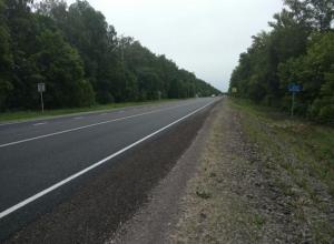 В Воронежской  области отремонтировали 30 км изношенной дороги