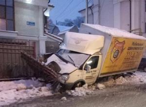 В Воронежской области из-за снега количество ДТП выросло на 100 в сутки