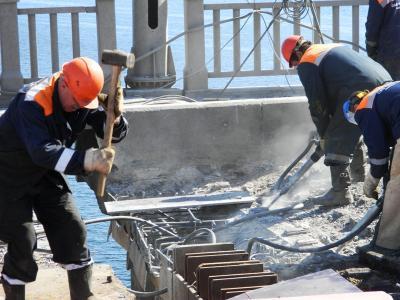 ВВоронежской области починят три моста приблизительно за100 млн руб.