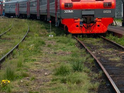 19-летний парень попал под поезд в Воронеже и выжил