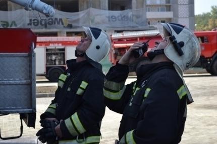 Ликвидирован пожар на15 этаже высотного жилого дома rss