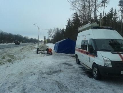 Нафедеральных трассах вВоронежской области работают 114 пунктов временного размещения