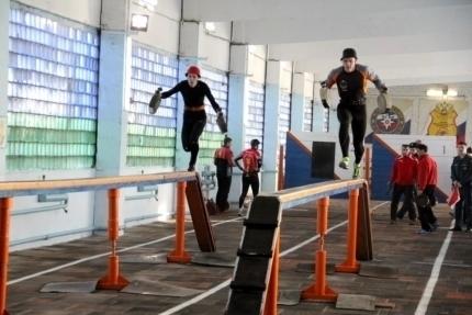 Сборная Подмосковья стала чемпионом ЦФО попожарно-спасательному спорту