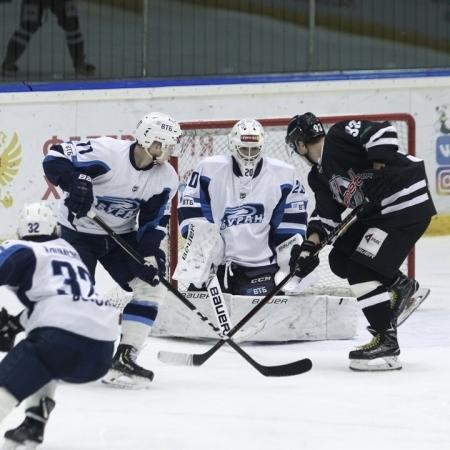 Воронежский «Буран» разгромили в Челябинске