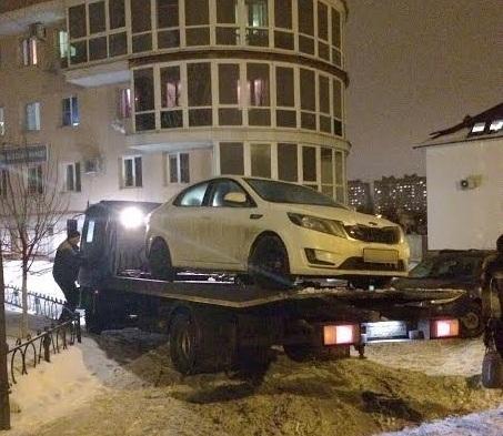 Из-за неуплаты алиментов у воронежца отобрали автомобиль