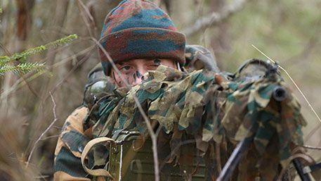ВВоронежской области шпионы пройдут курс выживания вдикой природе