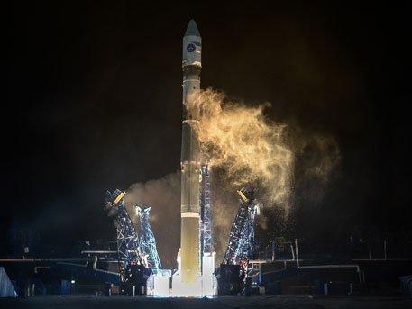 ВКС провели запуск ракеты-носителя «Союз-2» скосмодрома Плесецк