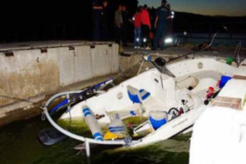Пострадавшую встолкновении катеров наВоронежском водохранилище выписали из клиники