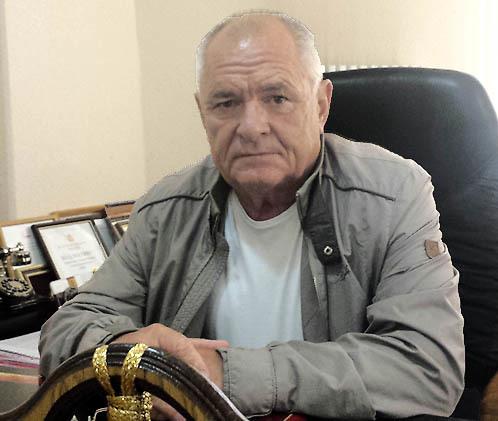 Глава компании «К.И.Т.» Куликов получил «Благодарность земли Воронежской»