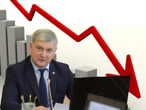 Губернатору Гусеву насчитали 70% недоверия