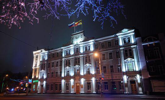 Строение мэрии Воронежа эвакуировали из-за подозрительного предмета