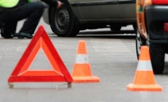 В Воронеже мальчик-велосипедист попал по колеса «Тойоты»