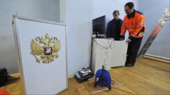 На воронежских избирательных участках установили веб-камеры