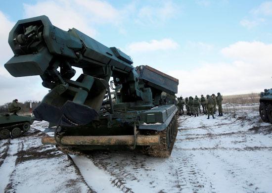 В Воронежской области армия бросит на борьбу с паводком тяжелую технику