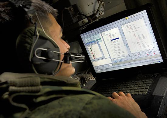 Военных связистов вВоронежской области подняли поучебной тревоге